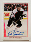 2018 Leaf Jeremy Roenick RED Parallel Autograph Auto #ed 1 9! BA-JR1