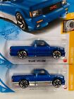 2021 Hot Wheels 91 GMC Syclone Rare Missing Silver Side Tampo VHTF Error MONMC