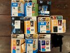 Hp Inkjet Cartridges Lot Of 10 Mixed Lot 78 78XL 02 57 23 41 15 All Sealed