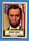 1952 Topps Look n See Trading Cards 16
