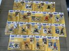 LOT OF 18 1996 KENNER STARTING LINEUP NHL HOCKEY GOALIES TOO
