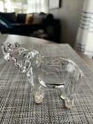 EXQUISITE BACCARAT France Crystal ELEPHANT Trunk Up Figurine