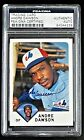 Andre Dawson Cards, Rookie Card and Autographed Memorabilia Guide 38