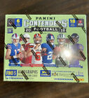 2018 Contenders Football Hobby Box Baker Mayfield Josh Allen Lamar Jackson Ice?