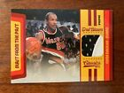 2009-10 Clyde Drexler Panini Classics Blast from the Past PRIME Patch 30 30