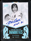 Top 10 Y.A. Tittle Football Cards 17