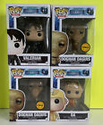 Funko Pop Movies: Valerian Set Of 4 Including Chase Exclusives Vinyl Figures