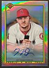 Mike Trout Signs Exclusive Autograph Deal with Topps 19