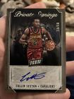 2016 Panini NBA Finals Private Signings Basketball Cards 22