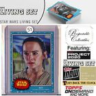 Topps Announces Daisy Ridley Autograph Cards in Several Star Wars Sets 13