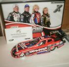 NHRA 1 24 COURTNEY FORCE 2013 TRAXXAS AUTOGRAPHED MUSTANG COA 1 1080 1057