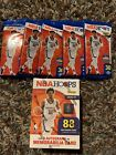 2020-21 NBA Hoops, 1-Blaster Box and 5X Cello Fat Packs. New Release!! LOT OF 6