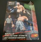 Topps This Month in WWE History Wrestling Cards 13