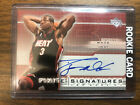 Top Dwyane Wade Rookie Autograph Cards to Collect 16
