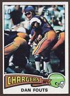 Dan Fouts Cards, Rookie Card and Autographed Memorabilia Guide 12