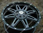 Alloy Wheels 20 Rx600 For Hummer H3 H3X H3T 35 V6 6x139 4x4