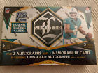 2020 PANINI LIMITED NFL FOOTBALL FOTL FIRST OFF THE LINE HOBBY BOX - IN HAND
