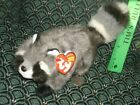 Ty Beanie Baby * SNOOPS * RACOON * MWMT * RETIRED * HTF * DOB:10/20/04 *adorable