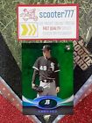 Chris Sale Rookie Cards and Prospect Card Guide 35