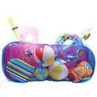 Pool Blaster Swimming Accessories Pouch Storage Floats Toys Rafts Organizer New