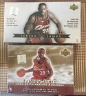 LeBron James 2003-04 Upper Deck TWO Box Sets SEALED Rookie Autograph 1 of 1
