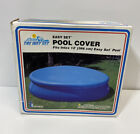 INTEX Pool Cover Fits 12 foot 366 cm Easy Set Swimming Pool The Wet Set NEW