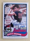 Charlie Sheen 2014 Topps Archives Major League Auto Inscribe #99