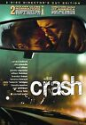 Crash DVD 2006 2 Disc Set Directors Cut