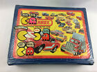 Vintage 1980 Matchbox Car Collectors Carry Case w 48 Cars Included Free Ship