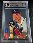 BGS 9 1993 SP Foil Chipper Jones #280 HOF Hot Card Mint Atlanta Braves 🔥