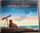 Buzz Aldrin signed Book Look to the Stars Apollo 11 Moon Beckett PSA DNA Authent