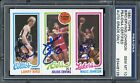 Larry Bird Rookie Cards and Autographed Memorabilia Guide 46
