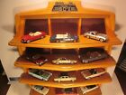 FRANKLIN MINT 1 43 DIECAST CLASSIC CARS OF 60s 12 CARS SHELF DISPLAY+ BOOK