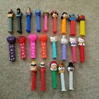 Christmas Valentine's Day Holiday Thomas Lol Lucy Peanuts hearts snowman Pez Lot