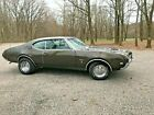 1969 OLDSMOBILE CUTLASS S Numbers match