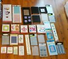 Cutting Dies Embossing Folders Sizzix Stampin Up Cuttlebug