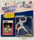 1988 KENNER STARTING LINEUP MLB TED HIGUERA MILWAUKEE BREWERS MOC
