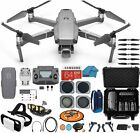 DJI Mavic 2 PRO Drone Quadcopter with ND Cpl Lens Filters Backpack 64GB