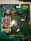 2000 NFL Starting Lineup Torry Holt St. Louis Rams Action Figure New Free Ship