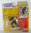Team NHL Mario Lemieux Figure Pittsburgh Penguins 1994 Release Starting Lineup