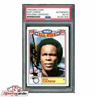Rod Carew Cards, Rookie Cards and Autographed Memorabilia Guide 37