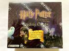 ARTBOX HARRY POTTER SORCERERS STONE FACTORY SEALED HOBBY BOX SUPER RARE! BOOSTER