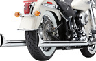 Cobra Classic True Duals Exhaust with Fishtail Tips Made In the USA 6989