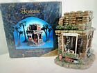 FONTANINI 5 scale retired workshop nativity Set village Building 97058
