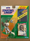 Michael Irvin 1992 Starting Lineup Action Figure With Card  Factory Sealed