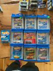 Lot of 10 Hot Wheels 30th Anniversary Including Shelby Cobra W Real Riders 376