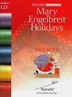 MARY ENGELBREIT HOLIDAYS 121 Memory Card for Ber Deco Baby Lock Brother pes