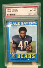 Gale Sayers Cards, Rookie Card and Autographed Memorabilia Guide 20