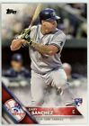 Full Guide to Gary Sanchez Rookie Cards and Key Prospects 40