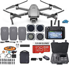 Dji Mavic 2 Pro Drone Quadcopter Fly More Combo With Hasselblad Camera With Sma